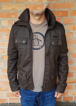 Superdry куртка с пропиткой оригинал (m)