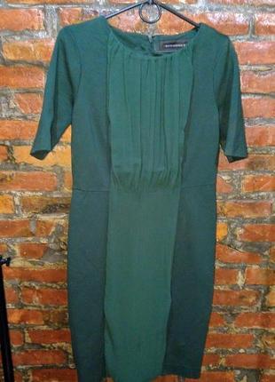 Платье из костюмного трикотажа betsey johnson