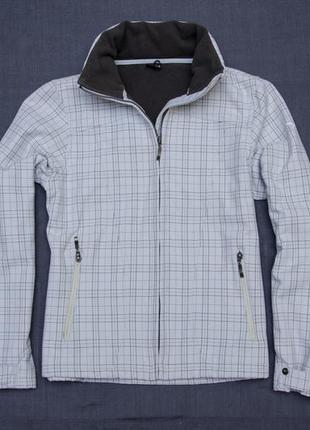 Утепленная куртка salewa. размер l