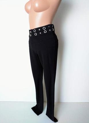 Трикотажные брюки feu femme 12(40)