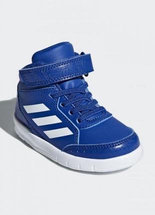 Детские кроссовки adidas altasport mid kids артикул ah2552