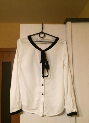 Блуза деловой стиль
