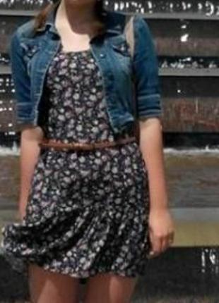 Продам платье и джинсовку