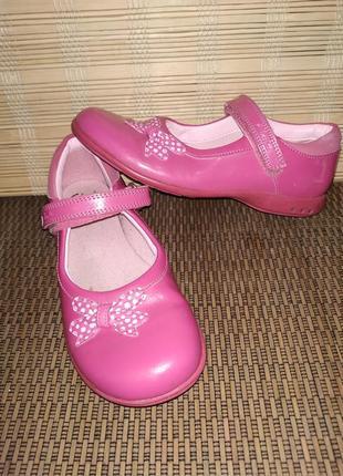 Шкіряні туфельки clarks