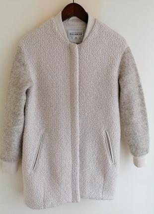 Пальто pull&bear p. s