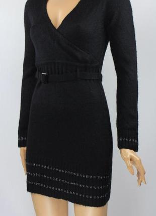 Платье свитер туника