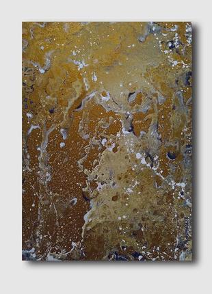 Картина абстракция mercury 50х70