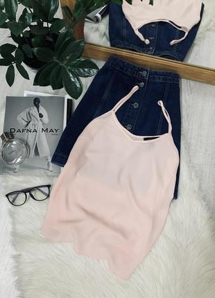 Блуза в білизняному стилі від atmosphere🖤🖤🖤