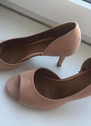 Н&м базовые туфельки