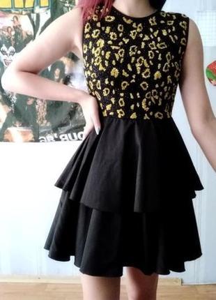 Платье вечернее выпускное плаття