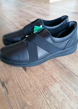Кожаные  утепленные кроссовки inblu
