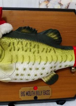 Картина декор поющая рыба