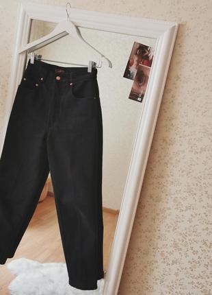 Винтажные mom jeans