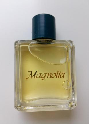 Винтажная миниатюра magnolia yves rocher, туалетная вода, 10 мл
