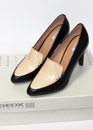 Оригинал geox туфли лодочки.