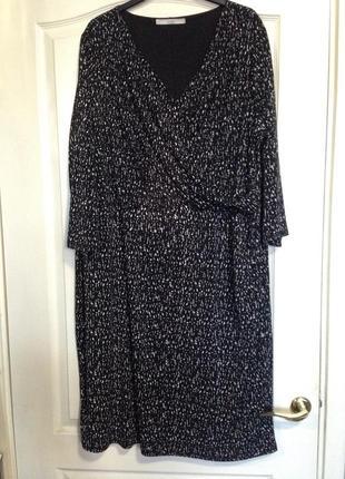 Платье 24 размера большого размера