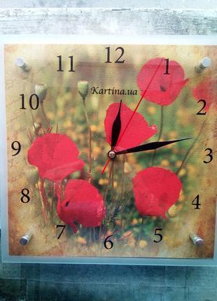 Часы-картина настенные с тихим механизмом.очень красивые!!
