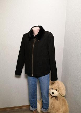 Классная вельветовая курточка