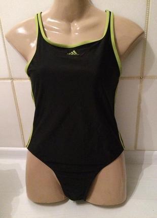 Спортивный купальник фирмы adidas 14 евро 42 наш 48 xl