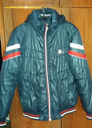 Куртка муржская осень зима