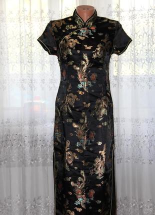 Настоящее китайское платье