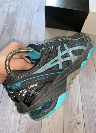 Трекинговые кроссовки asics gel gortex