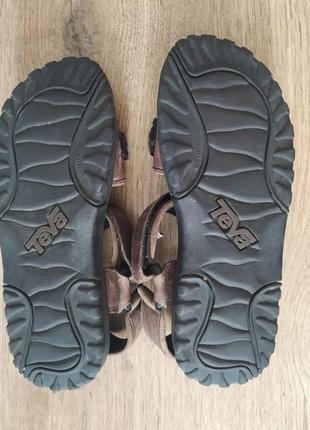 Босоножки, сандалии teva original р-р 395 фото