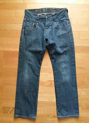Стильные джинсы g-star raw размер 28