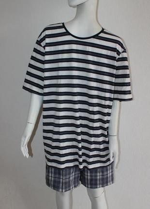 Пижама піжама чоловічий одяг для дому eur 56 58