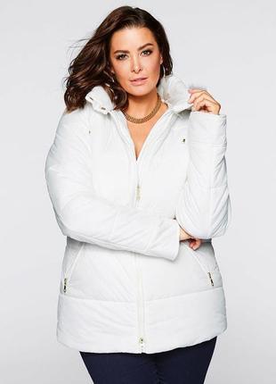 Куртка еврозима bonprix 54-56 разм.