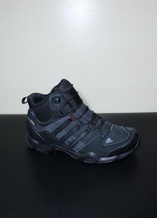 Оригинал adidas terrex swift r mid gtx кроссовки ботинки для туризма треккинг