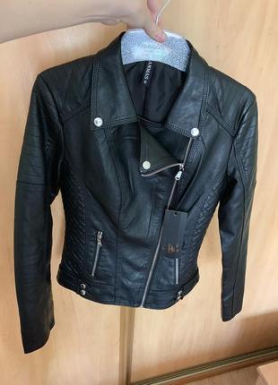 Новая куртка косуха lanmas
