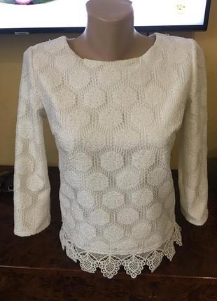 Шикарная кофта/ блуза