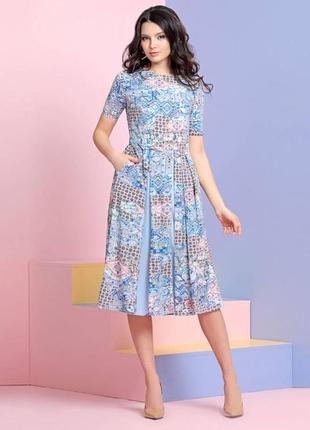 """Элегантное платье белорусского бренда """"твой имидж"""""""