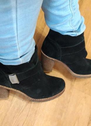 Ugg ботинки ботильоны 38,5 размер
