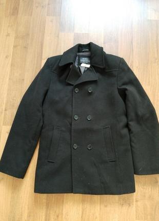 Пальто кашемировое xxl