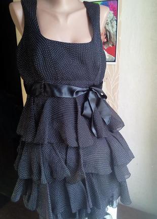Красивенное платье сарафан