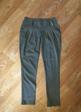 Классический брюки с галифе.