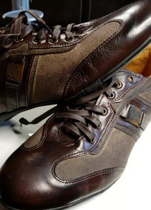 Мужские сникеры scarpe italiane 45р