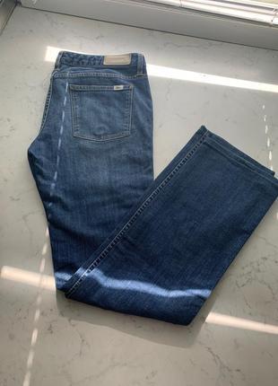 Прямые джинсы lacoste 29 размер 100% оригинал
