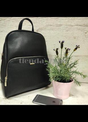 Стильный женский городской рюкзак david jones cm5485t черный