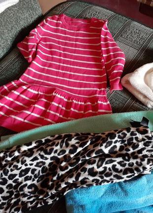 Пакет детской теплой одежды на 1-2 года