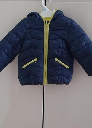 Демісизона курточка baby club c&a 86 розміру.