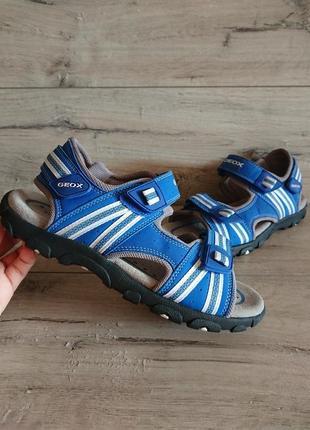 Босоножки сандалии geox respira 38 р