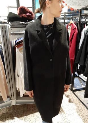 Пальто h&m без подкладки
