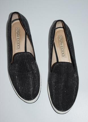 Туфли -мокасины buffalo shoes