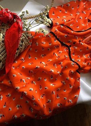 Сукня в квіти в стилі вінтаж miss selfrige 14/42