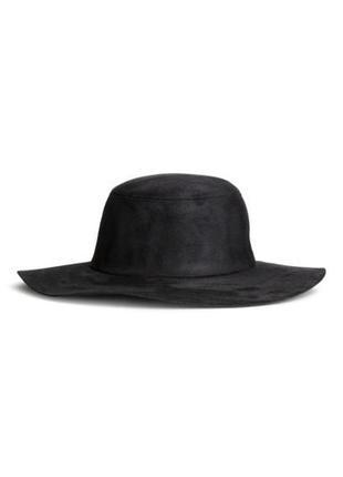 Шляпа из искусственной замши h&m loves coachella