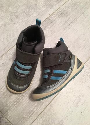 Утеплённые ботинки ecco 24 размер