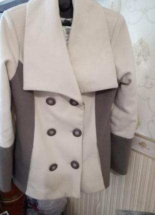 Кашемировая куртка.